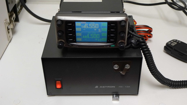 Radio Power Supply