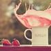 Strawberry Milk Splash by airymist