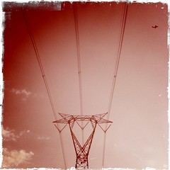 Inflight (Hipstamatic Contest Entry)