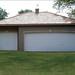 Hip Roof with Dual Garage Doors