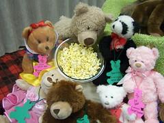 Teddy Bear Night Out