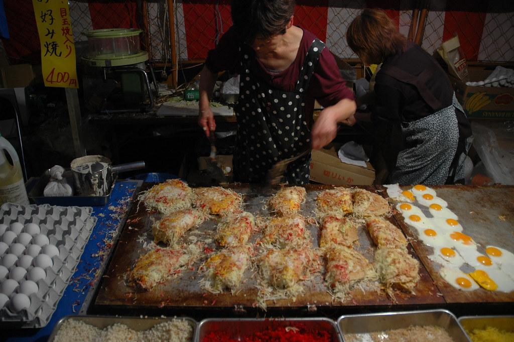 Japanese Pancake / Okonomiyaki