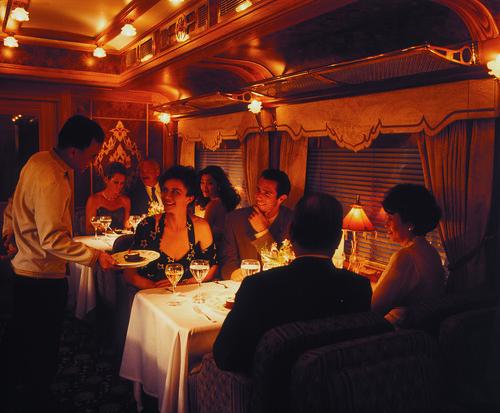 Eastern & Oriental Express - Restaurant Car