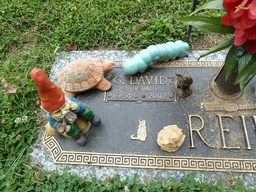 David Reid's Grave