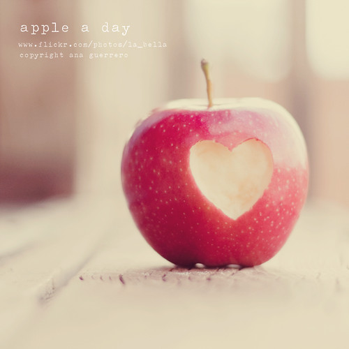 . apple a day . *Explored*