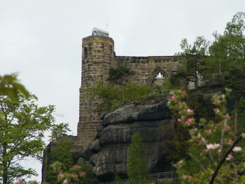 Burg Oybin -Zittauer Gebirge