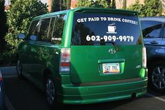 automobile, automotive exterior, wheel, vehicle, minivan, scion, scion xb, bumper, land vehicle, hatchback,