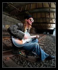 Sleazy's Guitar