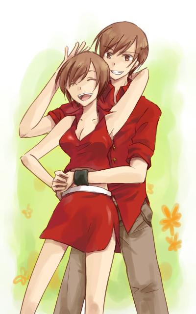 Vocaloid Meiko And Meito