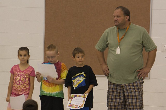 2nd Grade Art Award