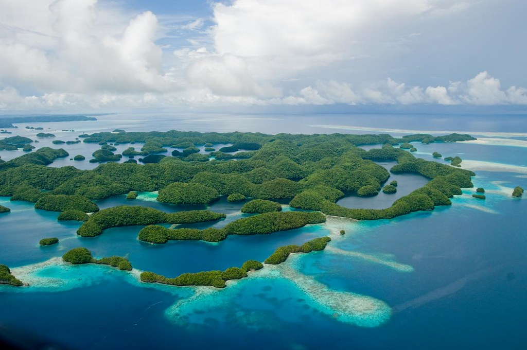 Rock Islands Southern Lagoon Palau