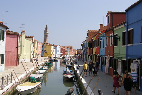 06.Jun.10 Burano, Venice