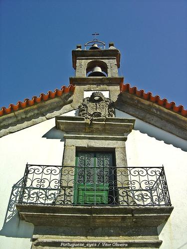 Capela de São Francisco - Vila Nova de Paiva - Portugal