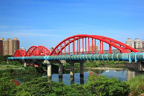 587H永福水管橋