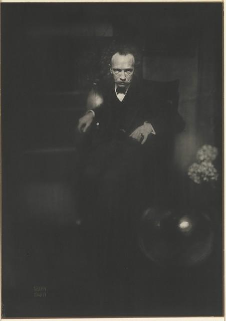 Richard Strauss, by Edward Steichen (1904)