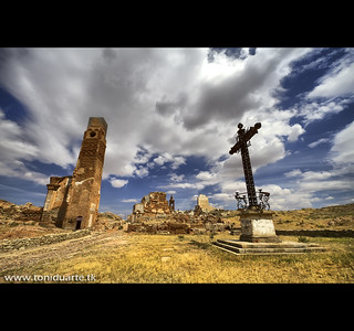 Belchite , Spanish Civil War