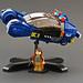 Blade Runner Spinner by Legohaulic