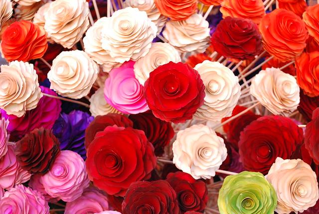 Artesanato Madeira Curitiba ~ Flores de madeira, encontra se na feira de artesanato, Largo Da Ordem Curitiba Pr Flickr