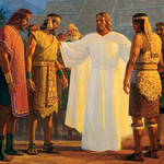 Christ Book Mormon