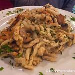 Swabian Comfort Food - Kräuterkäs'spätzle