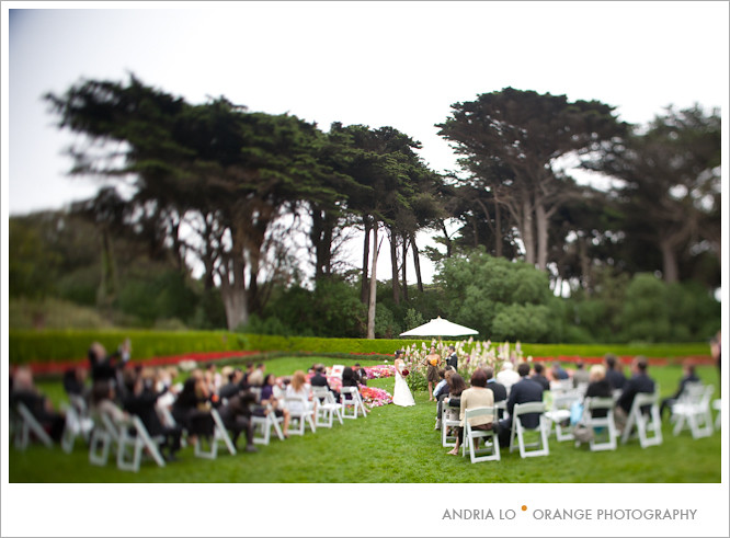 Francine Greg Queen Wilhelmina Tulip Garden Wedding Orange Photography