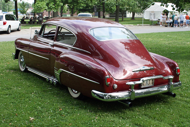 1952 chevrolet fleetline deluxe 2 door fastback 13 of 15 for 1952 chevy deluxe 2 door for sale