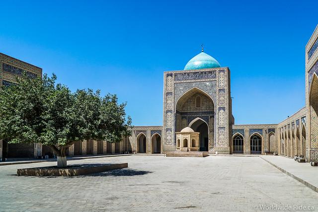 Bukara Uzbekistan-9
