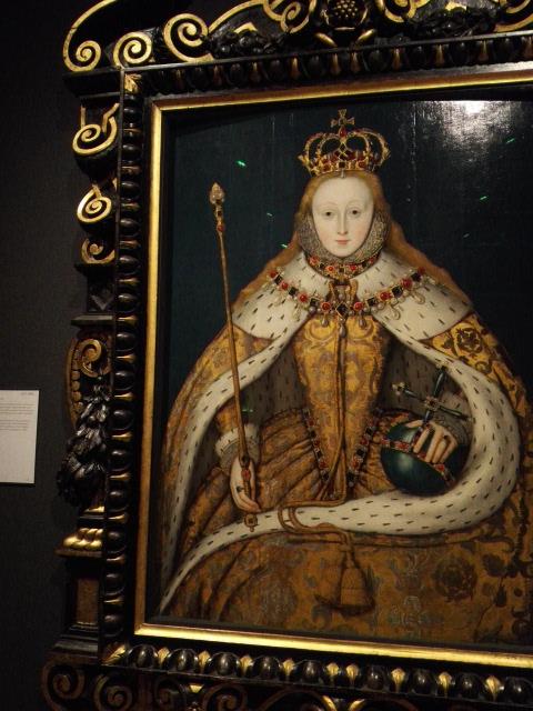 エリザベス1世の少女時代