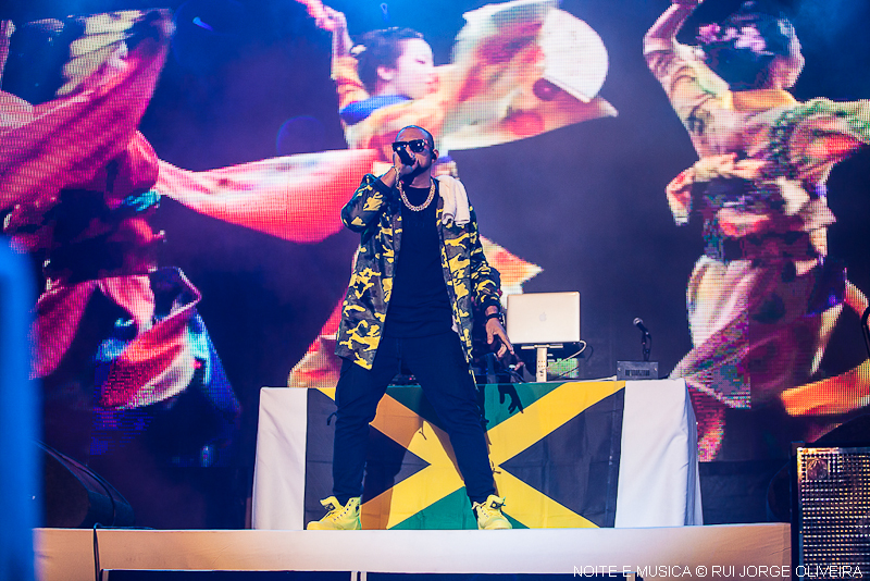 Sean Paul - Sumol Summer Fest '17
