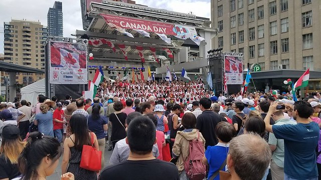 Canada Day 2017 Main Stage