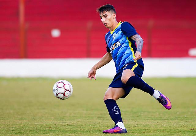 2017-06-30 Linense empata com o Londrina em jogo treino