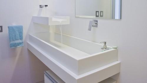 Interieur en design tips op waterval in de badkamer - Badkamer ontzeggen ...