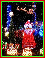 Santa Lights the Night, San Diego Style