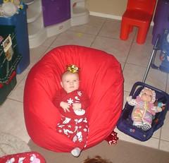 Isaac's 1st Christmas