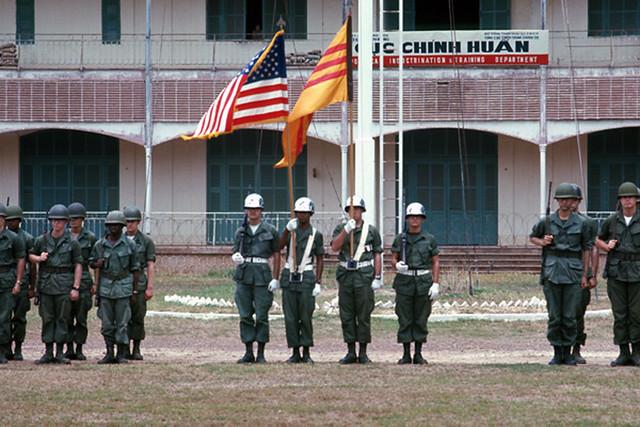 Saigon 1969 - Meeting at CMD (Capital Military District)