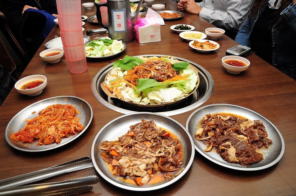 梅江韓國銅盤烤肉