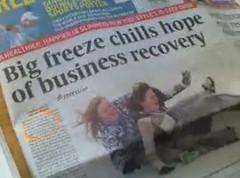 art, newspaper,