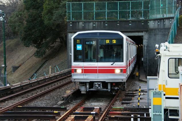 Tokyo Metro Marunouchi Line (丸の内線)    a photo on