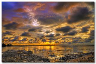 Extreme Sunset