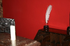 Candle and Quill, Washington Old Hall