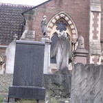 St Mary the Virgin - The Parish Church of Acocks Green - Gravestones and statue memorials