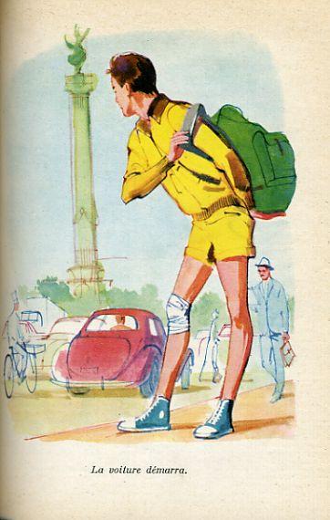 Michel et les routiers, by Georges BAYARD -image-60-150