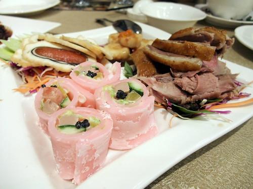Kwong eats taiwanese food zhen shan mei solaris kl for Fish ball with roe