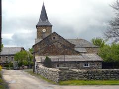 B32 Moudeyres church