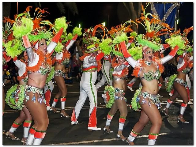 Carnival on Tenerife