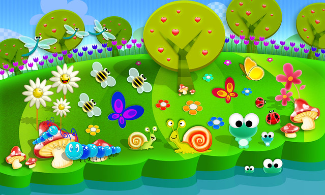 Painel para festa infantil  Flickr  Photo Sharing!