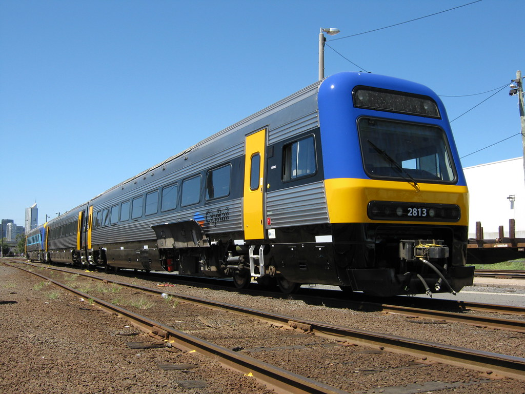 A long way from home Endeavours TE2813,LE2863 & Xplorer 2506 at Dynon by zed.fitzhume