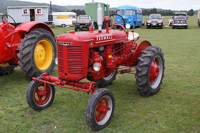 Farmall Tractor Models : Farmall model a tractor flickr photo sharing