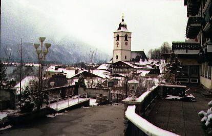 Austria in winter  par Paranoid from suffolk
