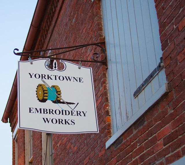 Yorktowne embroidery flickr photo sharing